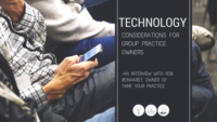 technology in group practice