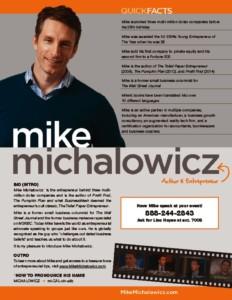 thumbnail of Michalowicz-Intro-Outro-Bio