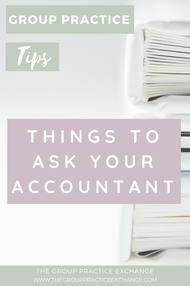 Things to ask your accountant