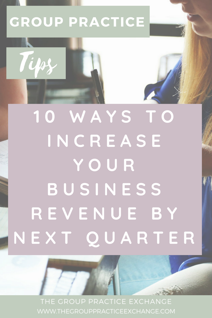 10 Ways to Increase Your Business Revenue by Next Quarter