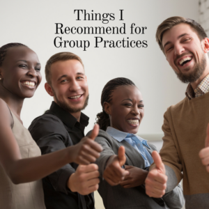 group practice resources