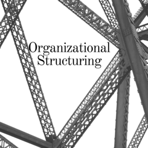 organizational structuring