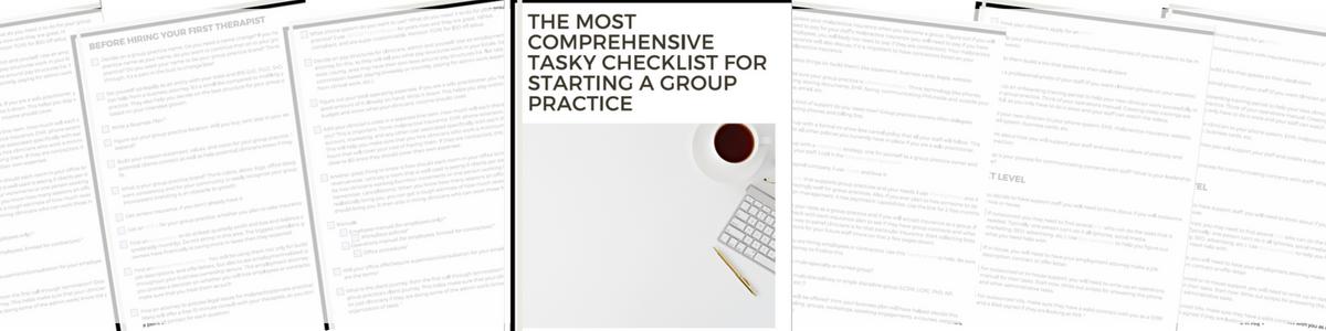 tasky checklist