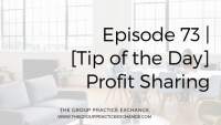 Episode 73 | [Tip of the Day] Profit Sharing