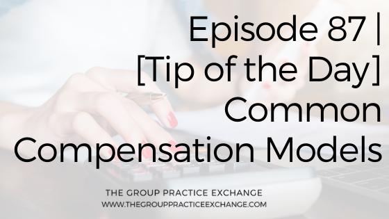 compensation models